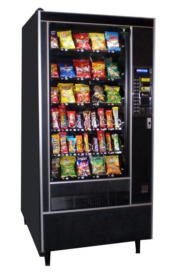 Refurbished AP 113 Snack Machines Image