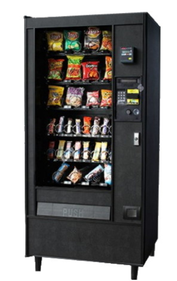 Refurbished AP 122 Series Snack Machines Image