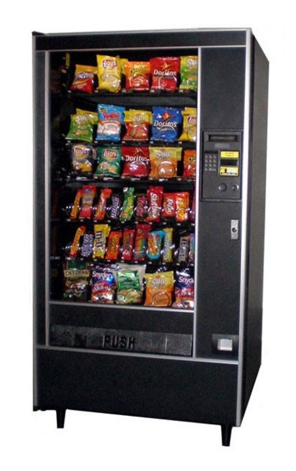 Refurbished AP 123 Series Snack Machines Image