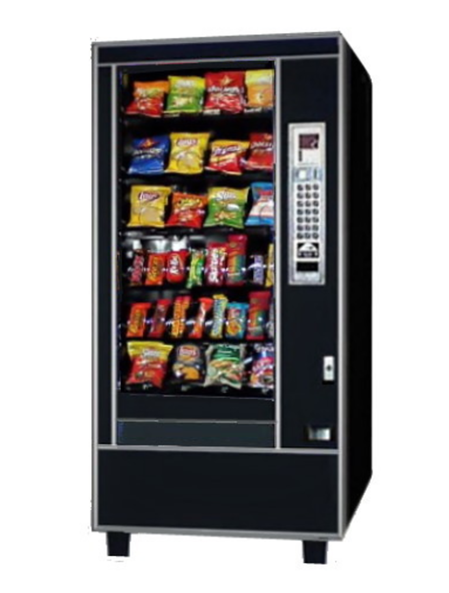 Refurbished AP 6600 Snack Machine Image