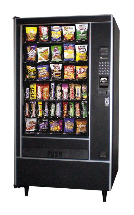 Refurbished AP LCM 3 Snack Machine Image