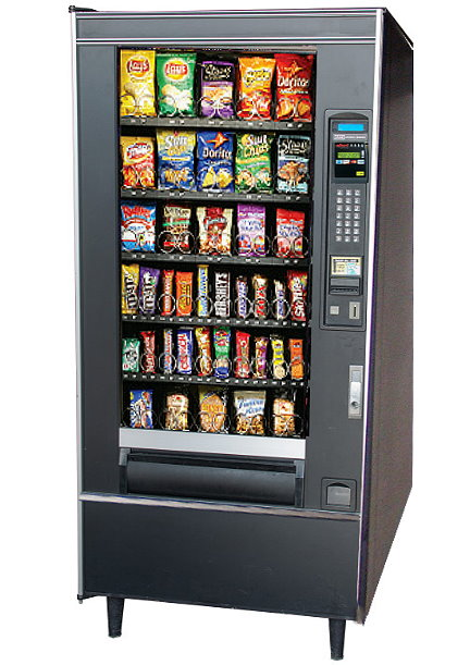 Refurbished National 157 Snack Machines Image